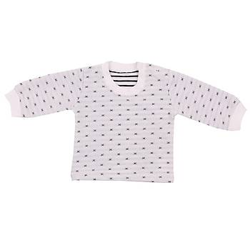 Mini Ropa Sweatshirt Kapitone Beyaz  9-12 Ay