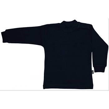 Bebepan Sweatshirt Siyah  12 Ay
