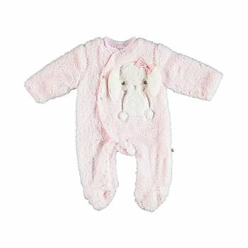Bibaby Tulum Baby Rabbit Pembe 6-9 Ay