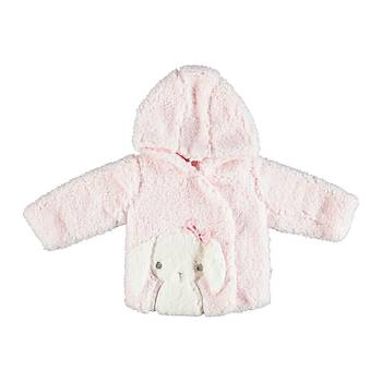 Bibaby Mont Peluþ Baby Rabbit Pembe 9-12 Ay