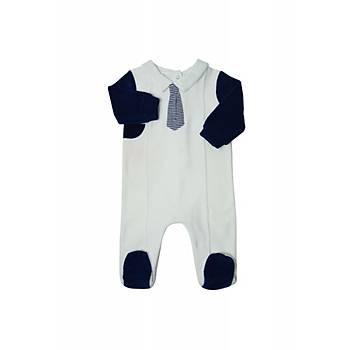 Baby Corner 2li Takým Kadife Little Man  0 Ay