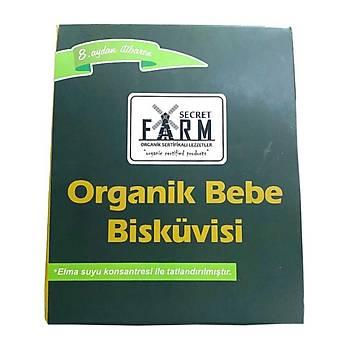 Secret Farm Organik Bebe Bisküvisi 150 gr