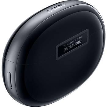 Oppo Enco x Bluetooth Kulaklýk Siyah W71 (Oppo Türkiye Garantili)