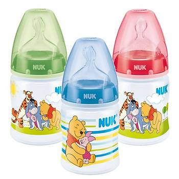Nuk Silikon Emzikli FC Plus Disney Winnie PP Biberon 150 ml