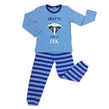 Zeyland Pijama Takýmý Mavi  3 Yaþ