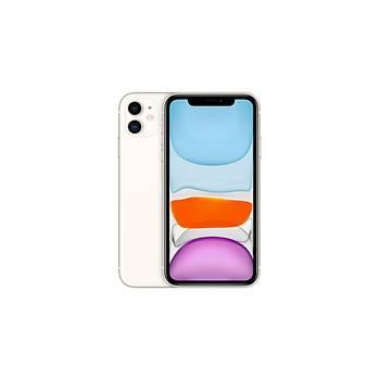 iPhone 11 128GB Beyaz Cep Telefonu (Apple Türkiye Garantili) Þarj Aleti Ve Kulaklýk Hariçtir