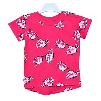 Baby Cool Sweatshirt Gözlük Desenli Fuji  3 Ay