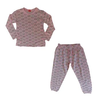 Zeyland Pijama Takýmý Siyah  4 Yaþ