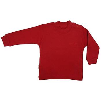 Bebepan Sweatshirt Bordo  12 Ay