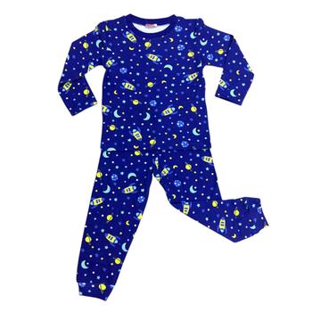 Zeyland Pijama Takýmý Saks  3 Yaþ