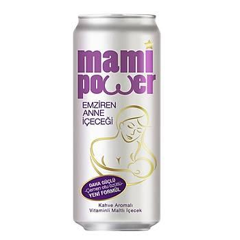 Mami Power Emziren Anne Maltlý Vitaminli Ýçecek 330 ml