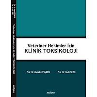 Veteriner Hekimler Ýçin KLÝNÝK TOKSÝKOLOJÝ
