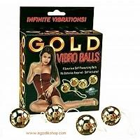 Anal ve Vajinal Gold Zevk Toplarý