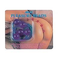 Pleasure Beads / Esnek Anal Zevk Halkalarý