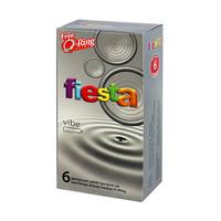 Fiesta Titreþimli Prezervatif + Kondom Hediyeli