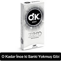 Okey Zero / Ýnce Hassas Prezervatif