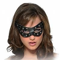 Metal Pullu Fantazi Maske
