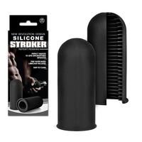 Silicone Stroker Oral Mastürbatör