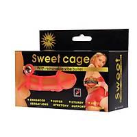 Sweet Cage Vibre Þeffaf