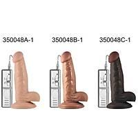 Extreme 3 Hýz Gerçekçi 16.5 cm Titreþimli Penis
