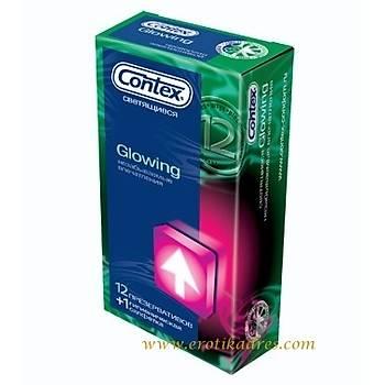 Contex Glowing / Fosforlu Prezervatif (12li)