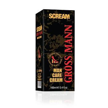 Scream Gross Mann Cream