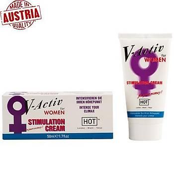 V-Activ Women Stýmulatýon Cream