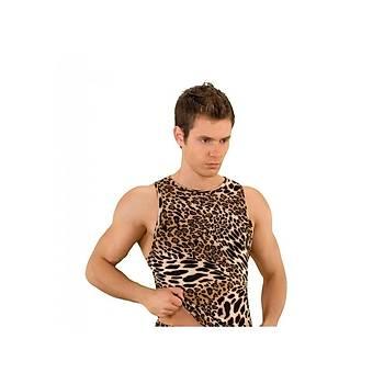 Erkek Leopar Yüzücü Atlet