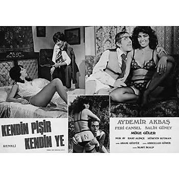 Kendir Piþir Kendin Ye / Aydemir Akbaþ 1978 Yýlý Erotikcd