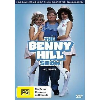 The Benny Hýll Show (Yabancý)