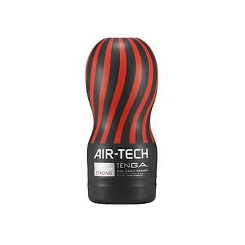 Tenga Aýr-Tech Cup Strong Siyah Mastürbatör