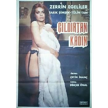 Çýldýrtan Kadýn Zerrin Egeliler / Yeþilçam Erotikcd