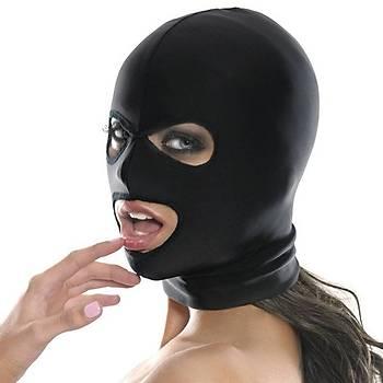 Fetiþh Spandex Maske