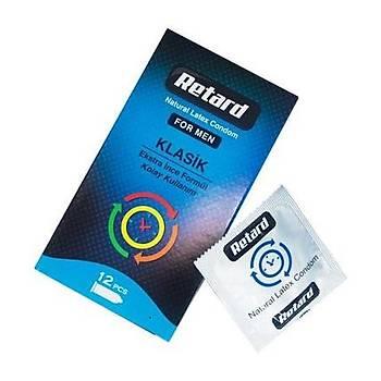 Retard Ekstra Ýnce 12´li Kondom