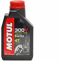 MOTUL MOTOSIKLET YAÐI - 300V 4T Factory Line 5W30 - 1 Lt