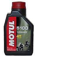 MOTUL MOTOSIKLET YAÐI - 5100 4T 10W40 - 1 Lt