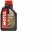 MOTUL MOTOSIKLET YAÐI - 5100 4T 10W50 - 1 Lt