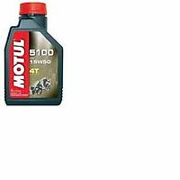 MOTUL MOTOSIKLET YAÐI - 5100 4T 15W50 - 1 Lt