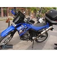 Yamaha xt 660r 660 r ön tur cam camý xt 660 cam