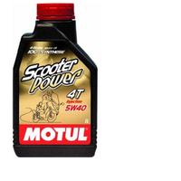 MOTUL SCOOTER YAÐI - Scooter Power 4T 5W40 - 1 Lt