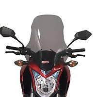 GP KOMPOZÝT Honda CB 500 F Uyumlu Uzun Model Ön Cam pnr