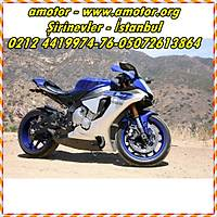 Yamaha Yzf R1 2015-17 Komple Abs Plastik Grenaj Seti, Yzf R1 Grenaj Seti Komple