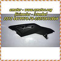 Yamaha MT 25 Sol Grenaj Siyah, Mt-25 Sol Mat Grenaj