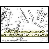 35010KPF850 twister kontak set cbf 250 cbf250 kontak set