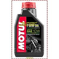 MOTUL AMORTISÖR YAÐI - Fork Oil Factory Line Medium 10W - 1 Lt