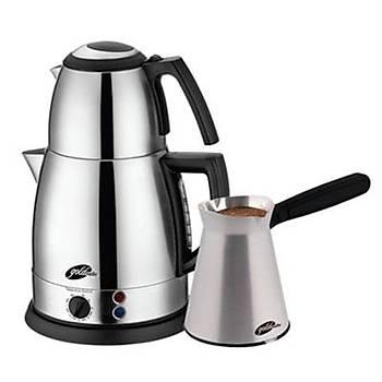 GM 7322 S Goldmaster Çay ve Kahve Makinesi