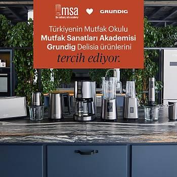 KM 7682 Grundig Delisia Filtre Kahve Makinesi