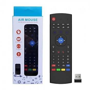 AIRMOUSE Air Mouse Smart Tv Ýçin Kumanda
