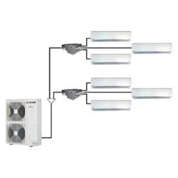 Arçelik Multi F 1+9 Inverter Sistem Klima
