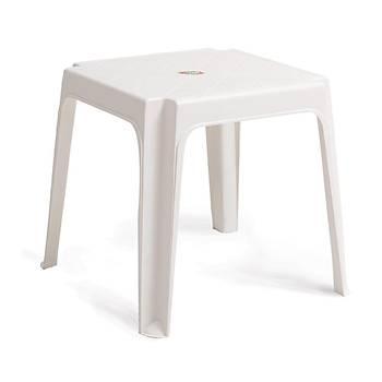 Lara Sehpa, Beyaz 42x42